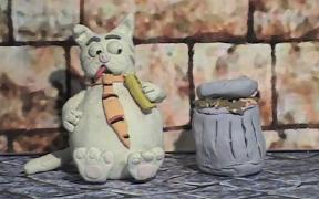 Howard the Hutton Cat