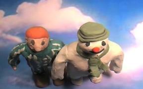 Snowman 3D – Yr 10
